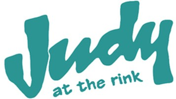 Judy at the Rink logo