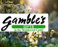 Gamble's Gifts logo