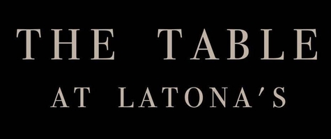 The Table At Latonas logo